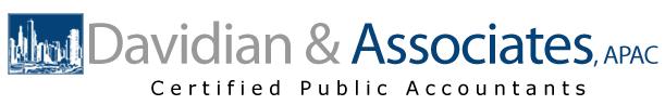 Davidian & Associates, APAC